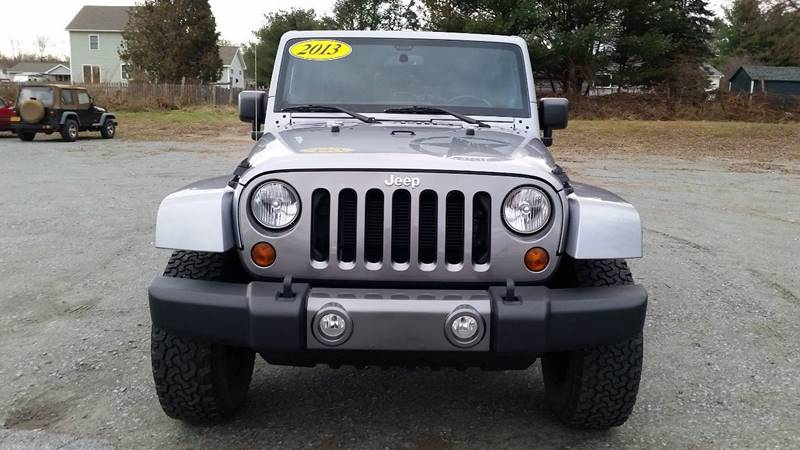 2013 Jeep Wrangler Unlimited 4x4 Freedom Edition 4dr SUV - Greenwich NY