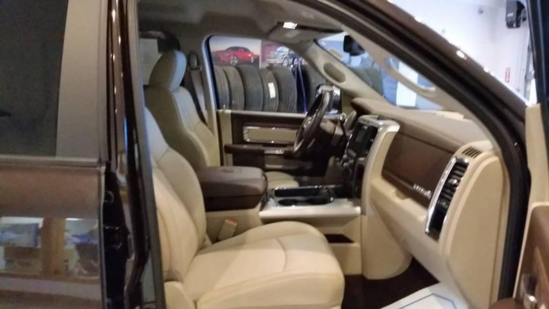 2016 RAM Ram Pickup 3500 4x4 Laramie 4dr Mega Cab 6.3 ft. SB Pickup - Greenwich NY