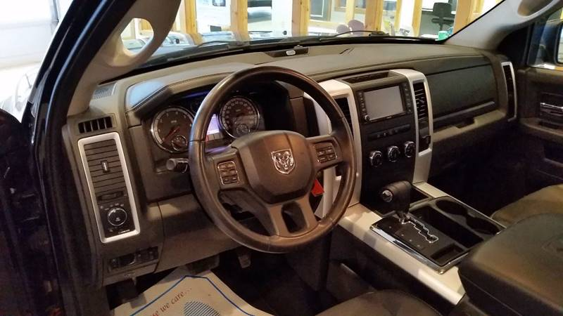 2012 RAM Ram Pickup 1500 4x4 Sport 2dr Regular Cab 6.3 ft. SB Pickup - Greenwich NY