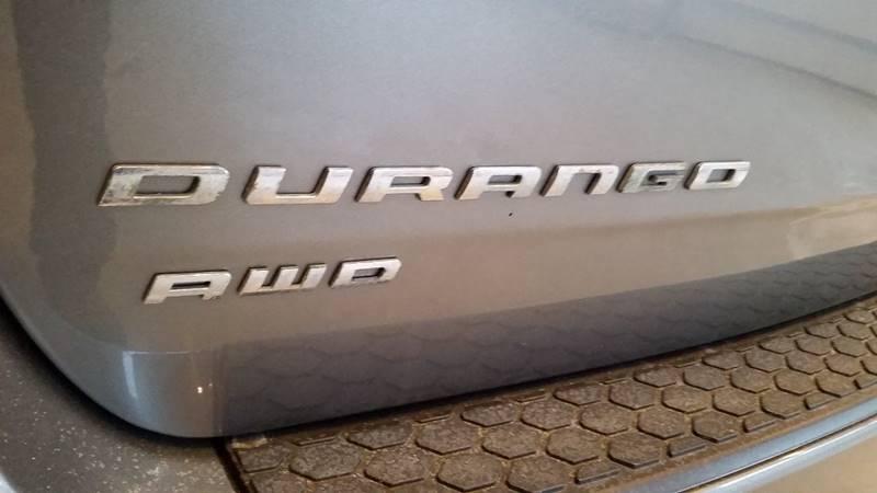 2013 Dodge Durango AWD SXT 4dr SUV - Greenwich NY