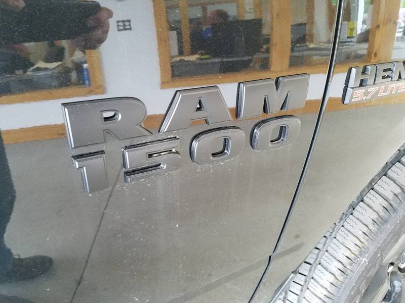 2017 RAM Ram Pickup 1500 4x4 Express 4dr Quad Cab 6.3 ft. SB Pickup - Greenwich NY