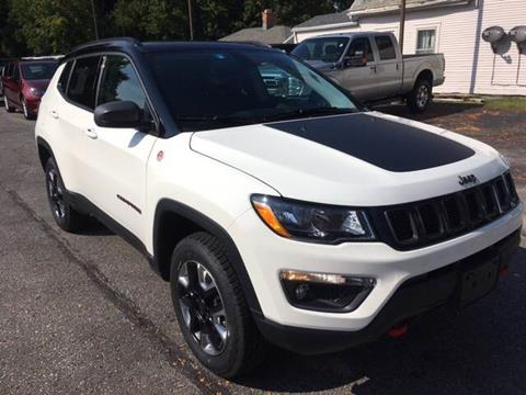 2018 Jeep Compass for sale in Bennington, VT
