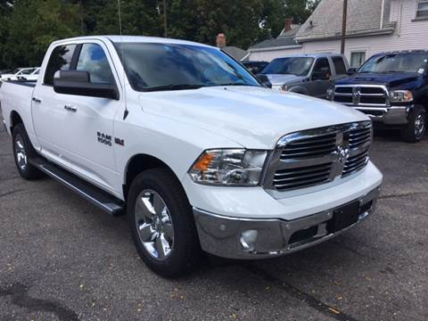 2017 RAM Ram Pickup 1500 for sale in Bennington, VT