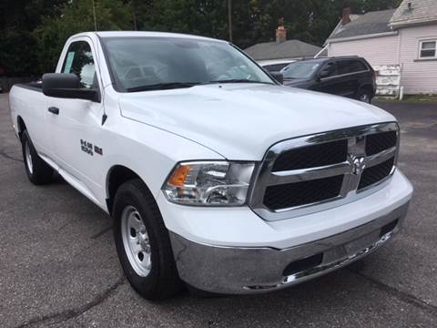 2016 RAM Ram Pickup 1500 for sale in Bennington, VT