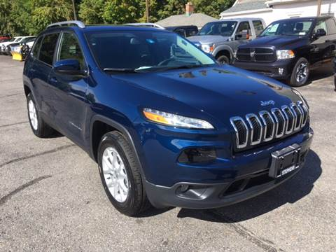 2018 Jeep Cherokee for sale in Bennington, VT