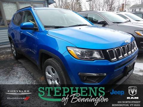 2019 Jeep Compass for sale in Bennington, VT
