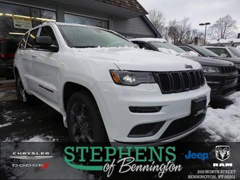 2019 Jeep Grand Cherokee for sale in Bennington, VT