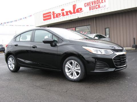 2019 Chevrolet Cruze for sale in Clyde, OH