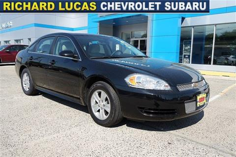 2015 Chevrolet Impala Limited for sale in Avenel NJ