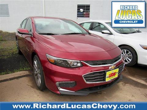 2017 Chevrolet Malibu for sale in Avenel NJ