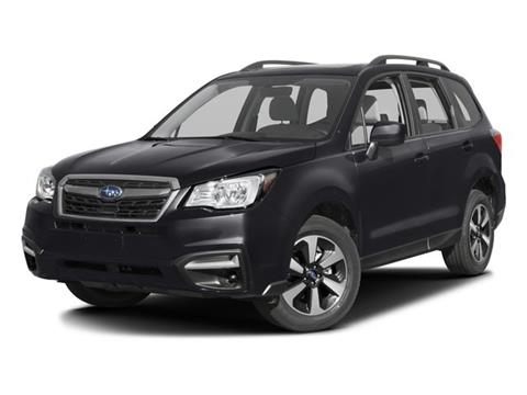 2017 Subaru Forester for sale in Avenel, NJ