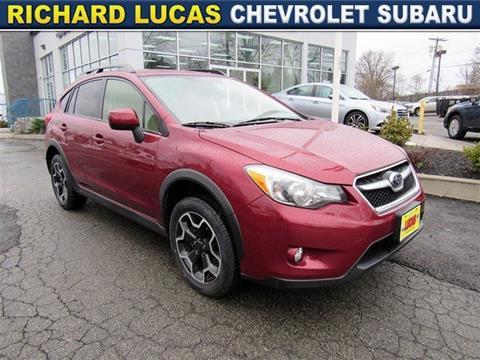 2014 Subaru XV Crosstrek for sale in Avenel, NJ