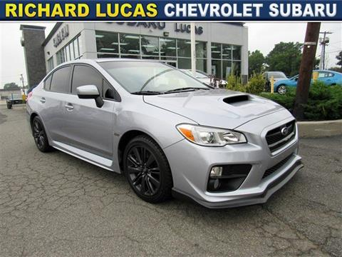 2017 Subaru WRX for sale in Avenel NJ