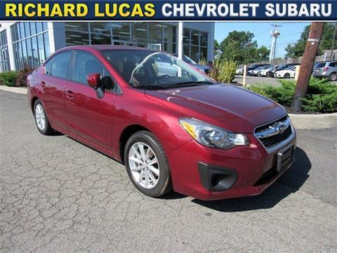 2013 Subaru Impreza for sale in Avenel, NJ