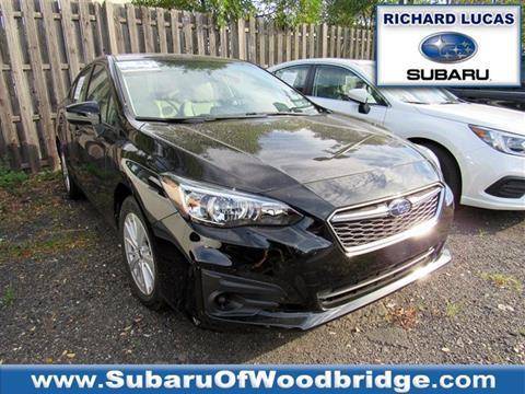 2018 Subaru Impreza for sale in Avenel NJ