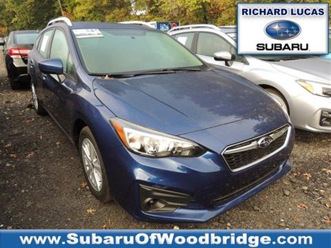 2018 Subaru Impreza for sale in Avenel NJ