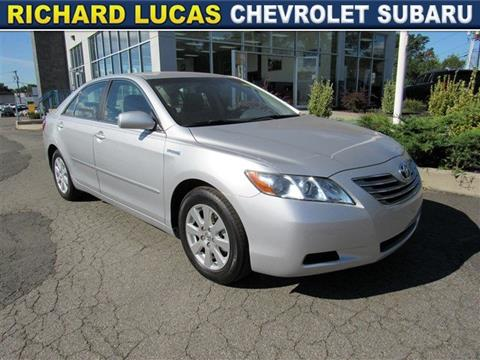 2007 Toyota Camry Hybrid for sale in Avenel NJ