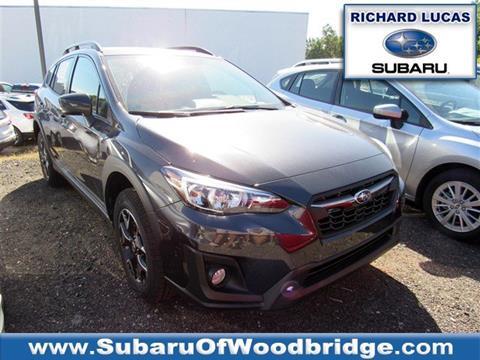 2018 Subaru Crosstrek for sale in Avenel NJ