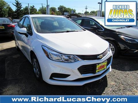 2018 Chevrolet Cruze for sale in Avenel NJ