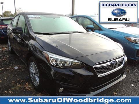 2018 Subaru Impreza for sale in Avenel, NJ