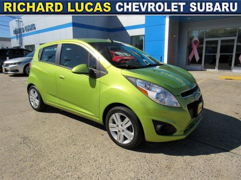 2013 Chevrolet Spark for sale in Avenel NJ