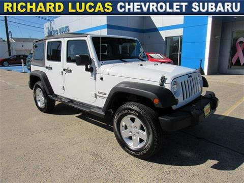 2013 Jeep Wrangler Unlimited for sale in Avenel, NJ