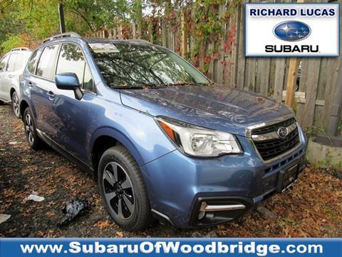 2018 Subaru Forester for sale in Avenel NJ