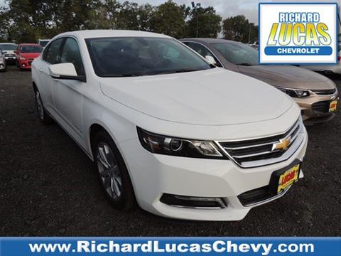 2018 Chevrolet Impala for sale in Avenel NJ