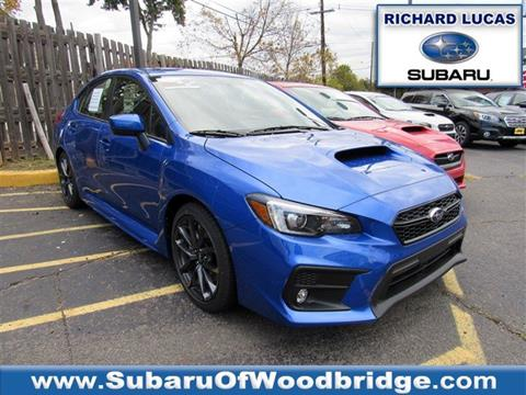 2018 Subaru WRX for sale in Avenel NJ