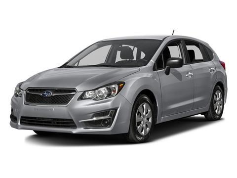 2016 Subaru Impreza for sale in Avenel, NJ