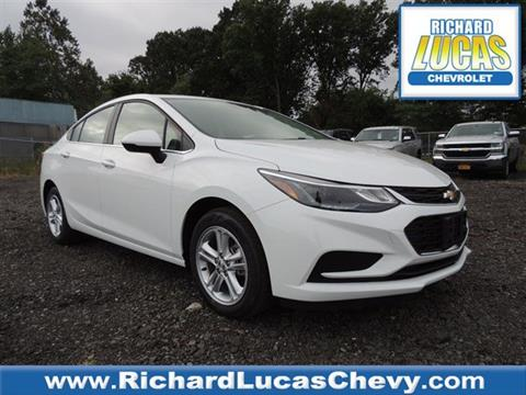 2017 Chevrolet Cruze for sale in Avenel NJ