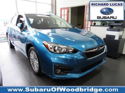 2017 Subaru Impreza for sale in Avenel NJ