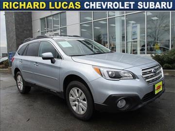 2017 Subaru Outback for sale in Avenel, NJ