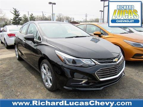 2017 Chevrolet Cruze for sale in Avenel, NJ