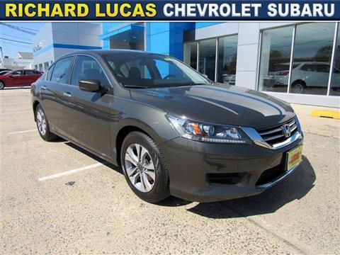 2014 Honda Accord for sale in Avenel NJ