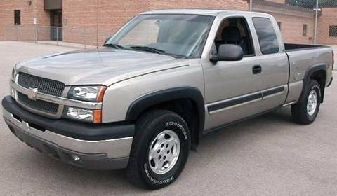 2003 Chevrolet Silverado 1500 for sale in Fond Du Lac, WI