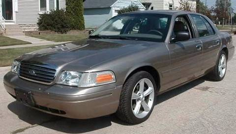 2005 Ford Crown Victoria for sale in Fond Du Lac, WI