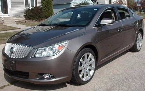 2012 Buick LaCrosse for sale in Fond Du Lac, WI