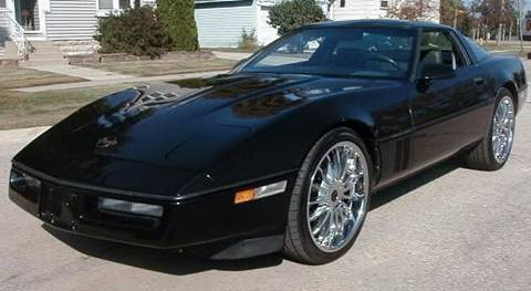 1987 Chevrolet Corvette for sale in Fond Du Lac, WI