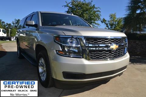 2017 Chevrolet Suburban for sale in Columbia, SC