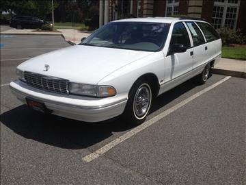 1996 Chevrolet Caprice For Sale Carsforsale Com