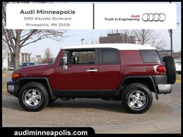 2008 Toyota FJ Cruiser for sale in Minneapolis, MN