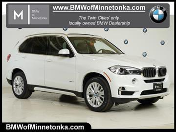 2017 BMW X5 for sale in Wayzata, MN