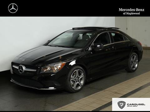 2018 Mercedes-Benz CLA for sale in Maplewood, MN