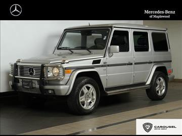 2002 Mercedes-Benz G-Class for sale in Maplewood, MN