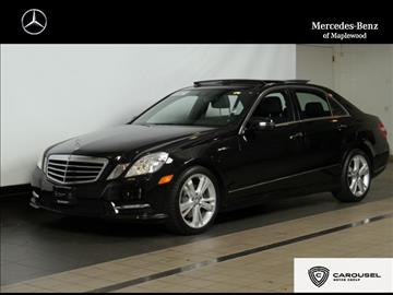 2013 Mercedes-Benz E-Class for sale in Maplewood, MN