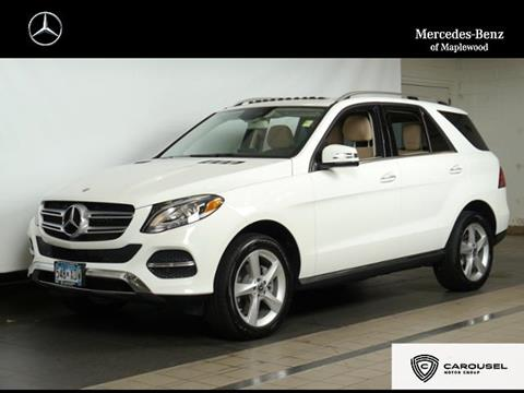 2017 Mercedes-Benz GLE for sale in Maplewood, MN