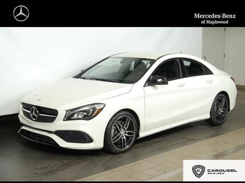 2017 Mercedes-Benz CLA for sale in Maplewood, MN