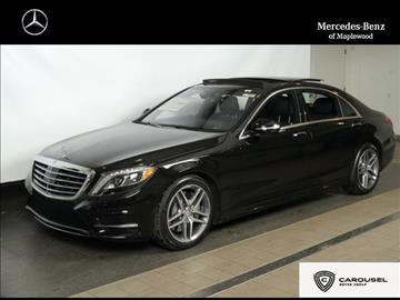 2017 Mercedes-Benz S-Class for sale in Maplewood, MN