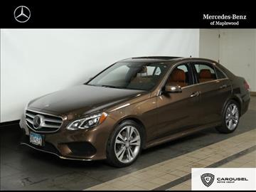2014 Mercedes-Benz E-Class for sale in Maplewood, MN